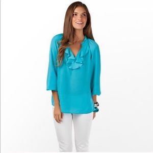lilly pulitzer Ellie Top